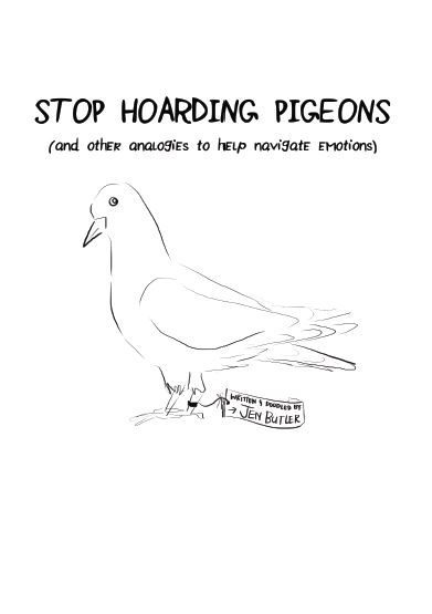 stop hoarding pigeson
