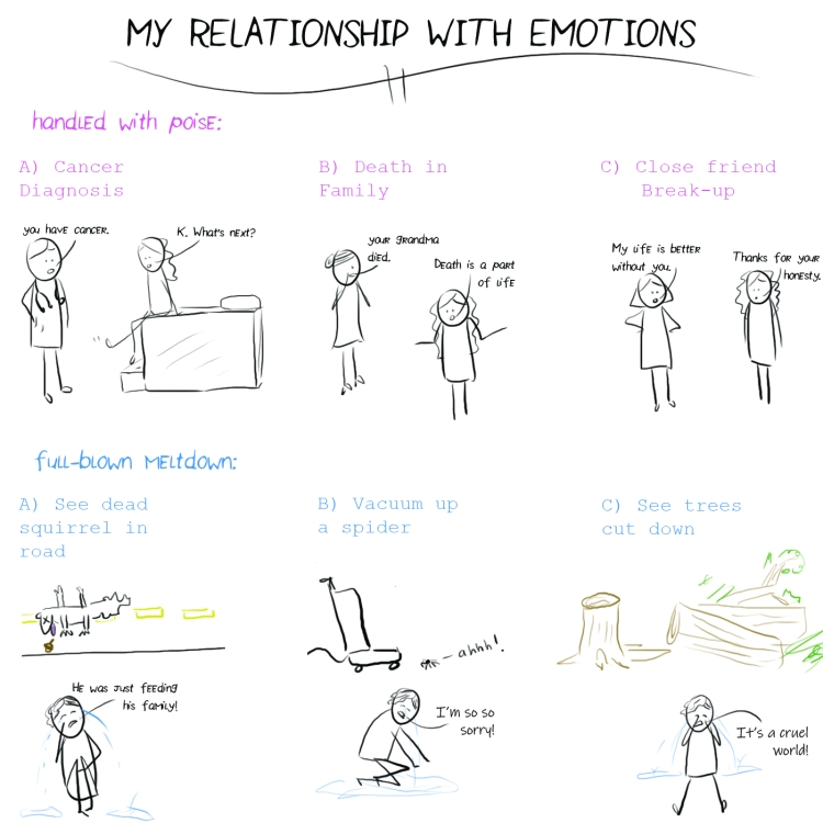 relationship with emotions updated